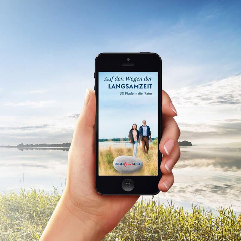 Wege der Langsamzeit für iOS & Android